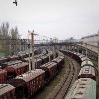станция Одесса-Порт :: Александр Корчемный