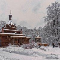 Храм Святителя Тихона Задонского :: Василий Ярославцев