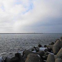 Морской канал - выход в море :: Маргарита Батырева