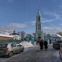 В Крылатском. :: Александр Бабаев