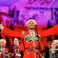 На концерте Кубанского казачьего хора 28 :: Константин Жирнов