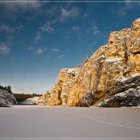 Золотые скалы :: Наталия Женишек