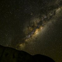 Млечный Путь из вершины гор Еронго :: Георгий