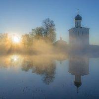Майским холодным восходом. :: Igor Andreev