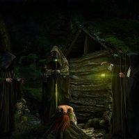 святая инквизиция..... :: николай дубовцев