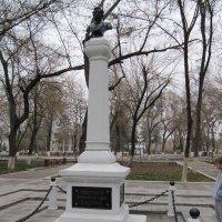 Памятник А.С.Пушкина :: Роман Латышев