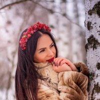 Морозко... :: Алена Карташова