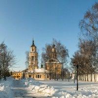 Владимир. Церковь Николая Чудотворца Кремлевская. :: Александр Теленков