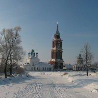 Церковь Покрова Пресвятой Богородицы в Юрьеве-Польском. :: Александр Теленков