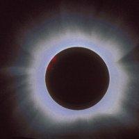 Полное солнечное затмение 22 июля1990 года. :: Игорь Олегович Кравченко