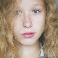 Она не знает, как она красива... :: Оксана Задвинская