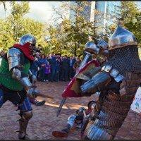 Удар и меч пополам ! :: arkadii