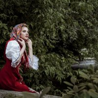 Ангелина :: Aleksandra Epifanova