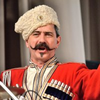 На концерте Кубанского казачьего хора 34 :: Константин Жирнов