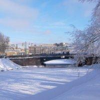 СПб.Вид на реку Мойку :: Таэлюр
