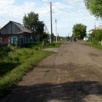 Деревенская улица :: Сергей Царёв