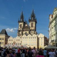 Храм Девы Марии перед Тыном. Прага :: Олег Кузовлев