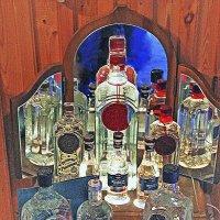 В музее водки :: Nikolay Monahov