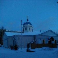КАзачья церковь на Обводном канале. (Восстановлена в 90-х гг.. 20 века). :: Светлана Калмыкова