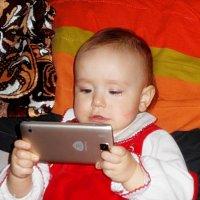 Юний ігрок 1,5 років :: Степан Карачко