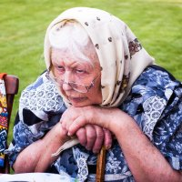 Бабушка :: Анна Останина