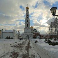 Николо Угрешский монастырь :: ninell nikitina