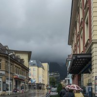 Улица Гренхена. Швейцария. :: Олег Кузовлев