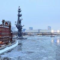 Москва. :: Анатолий Сидоренков