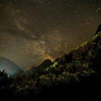 Где то в горах :: Евгений Лосев