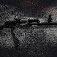 Чёрной точкой на белый лист... :: Виктор Никаноров