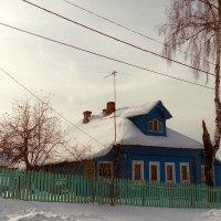 Старые дома старого города. :: Анатолий. Chesnavik.