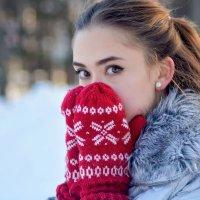 Зимняя краса :: Евгений