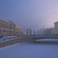 Поцелуев мост. :: Senior Веселков Петр