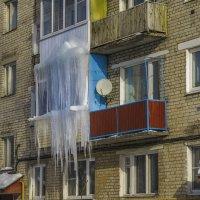 Квартира Деда Мороза :: Сергей Цветков