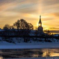Февральские морозы :: Александр Горбунов