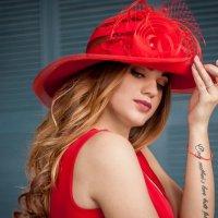 Фотосессия со шляпами :: Александр Photo-Sasha.ru
