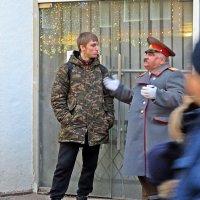 Разговор  по  душам! :: Виталий Селиванов