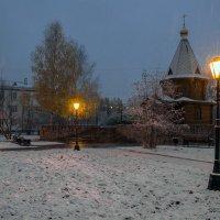 Первый снег :: Сергей l