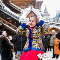 Как на масляной неделе я блины пекла, пекла... :: Ирина Данилова