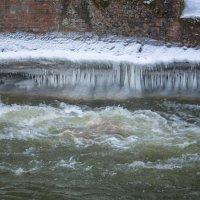 Зима показала свои зубки. :: Александр Крылов