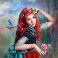 Лети, лети лепесток... :: Valentina V.