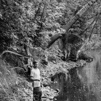 Прогулка по реке :: Алексей Синецкий