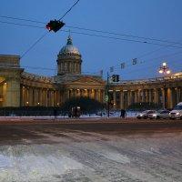 Казанский собор в Санкт-Петербурге :: Борис Русаков