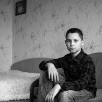 портрет мальчика :: ookami Алтуфьев С.Ю.