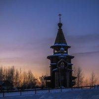 Храм преподобного Сергия Радонежского :: Сергей Цветков