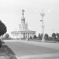 Киев. ВДНХ. 1962 :: Олег Афанасьевич Сергеев