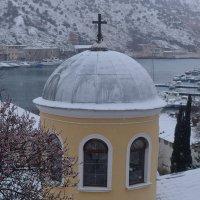 Миндаль со снегом :: Игорь Кузьмин