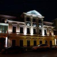 Прогулки по ночному городу.... :: Алёна Савина