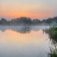 Тишина предрассветная :: Борис Руненко