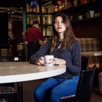 В кафе :: Alina